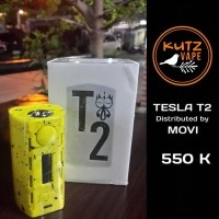 Daftar Harga Tesla T2 Electrical Mod By Teslacigs Authentic Bulan November 2020