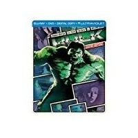 The Incredible Hulk (Steelbook) (Blu-ray + DVD + Digital Copy + eb63662437