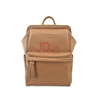 Les Catino Tokyo Shibuya Backpack Solid Camel Solid Camel (501489828) d09a0d68bf