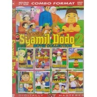 DVD Spesial Syamil Dodo 2 Movie Collection (ISBN: Penerbit)