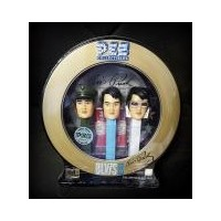 071bbe5a5d4 Daftar harga Elvis Presley Limited Edition Pez Dispensers With Cd ...