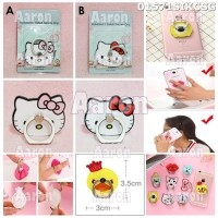 83c281e8b IRing Karakter / Ring Holder Hp Doraemon / Cincin Hp /Stand Hp Motif Hello  Kitty