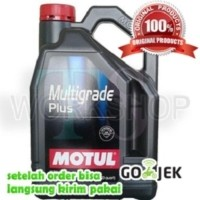 Oli Mobil Motul Multigrade Plus 10w40 4l 16047455