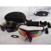 Kacamata Sport Oakley Quantum 5 Lensa - Gowes Sepeda Motor Kerja (16698230) 46a74c5a41