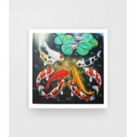 Unduh 1060+ Gambar Abstrak Ikan Koi HD Gratis