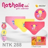Nathalie Kids Mini Celana Dalam Anak Perempuan (1 Pack 3 Pcs) NTK 0288 ( b6bf34eede