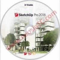SketchUp Pro 2018 Commercial Original License (25172623)
