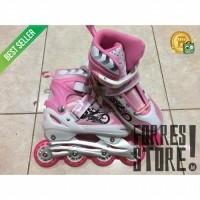 dari toko  elevenia. Sepatu Roda Inline Skate SuperB Jahit Ban Karet  (25388860) 0fdf395197