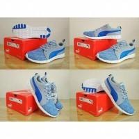 SEPATU PUMA Casual   Sneakers   Olahraga PUMA CARSON (Royal Grey)   080cd40582