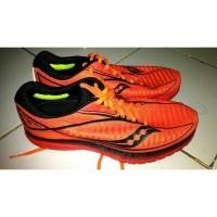 Saucony Kinvara 10 Sepatu Lari Running not Adidas Nike Puma New Balance  Reebok TNF Asics Hoka b21e29a62d