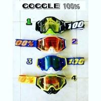google 100 persen racecraft pelangi replika kacamata goggle pelangi 100  percent double lensa tirr off ( 27a97b370c
