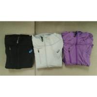 Asics Original Fujitrail Hoodie Women Jaket Hoodie Wanita Jaket Lari  Running Jacket Gym (25662148) ea434d77b9