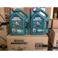 Dijual Oli Mobil Castrol Magnatec SAE 10w40 Kemasan Galon Limited 25676987