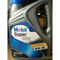 Dijual Oli Mobil Mobil1 Super 2000 SAE 10w40 Kemasan Galon Murah 25676956
