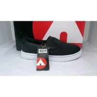 Daftar harga Sepatu Airwalk Original Fairborn Black Bulan Maret 2019 45aff83f13