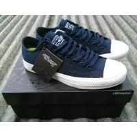 Sepatu Converse All Star Chuck Taylor CT 2 Navy Low Premium Original BNIB  Quality (25655618 be0045cd11