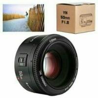 YONGNUO Lensa EF YN 50MM F1 8 FOR NIKON Good Product (25707549) 0fbe3f6abd