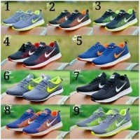Daftar harga Sepatu Sport Pria Trendi Nike Md Runner Sepatu Santai ... 4291c0ee69