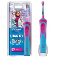 Oral B Kids Electric Rechargeable Toothbrush Frozen - Sikat Gigi Elektrik  Anak (25190677) b756b03ac8