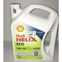 Oli Mesin Shell Helix Eco 5w