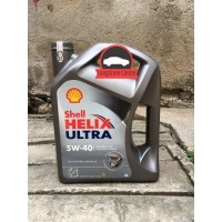 Shell Helix Ultra 5w40 Api SN CF Fully Synthetic 4 Liter 26129394