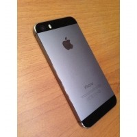 hp second iphone 5S - 4G space grey 16GB EX iBox masih mulus dan OK ( 30e60e1339