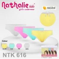 Nathalie Kids Mini Celana Dalam Anak Perempuan (1 Pack 1 Pcs) NTK 616 ( a454de766a
