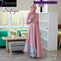 Baju Gamis Wanita Syari Baloteli Safiya Maxi - Dress Pesta Murah Bagus  (26755041) e4d749e0a9