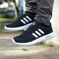 Adidas cloudfoam man   sepatu cowo   kado cowo   sepatu adidas (24675718) 22e1ef63c7