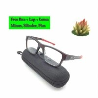 Bonus Lensa Minus Slinder Plus Frame Kacamata Oakley Splinter 01 B  (23828248) 97557fc99d