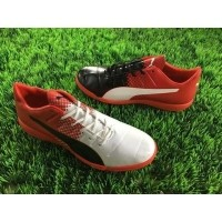NEW Sepatu Futsal Puma EvoPower II - Red Black White Murah (27630931) a5d586cc4c