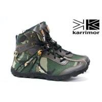 Sepatu Pria Karrimor Newton Boots Tracking Hiking Kualitas Terbaik  1  (24671861) 5695d504a2