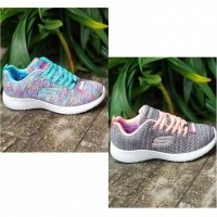 Sepatu Wanita Skechers Skecher Sketchers Sketcher Burst Lace Sports  (27696920) 5b081551de