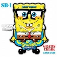 Jual Jam Dinding SpongeBob Favorit Anak - Tizo Clock . SB-1 Berkualitas  (28003684 bfdb29673e