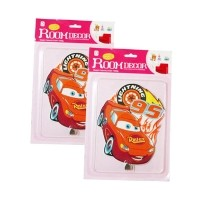 harga Meilyngiftshop Adhesive Hook Decor Room Cars [2 pcs] Meilyn Gift Shop