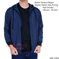 jaket parasut baseball kekinian model hoodie jak 2303 by Gudang Fashion  (326673153) 02b73fda90