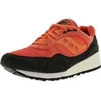 ราคา Saucony Originals Men s Shadow 6000 - Coral Reef Pack Coral Black  Sneaker 9 D 1a4bc1a0b9