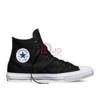 Daftar harga Converse Chuck Taylor All Star Ii Black White Bulan ... c5781b66c4