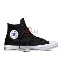 CONVERSE Chuck Taylor All Star II - Black White Navy  40  150143C 21ad390160