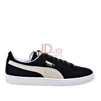 PUMA Suede Classic+ - Black-White  UK 11  35263403 (101011730) f9cba42a34
