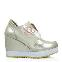 Gosh Fashion Wedges Sneakers art. 207 Silver 37 (500766140) 5c62003de8