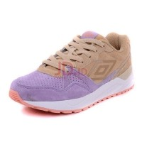 Umbro Lightweight Casual shoes UCB90412-02-Brown Purple 35 (500922865) a4319a4ed192c