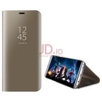 VOUNI SAMSUNG Galaxy J7 Prime Case 3D Surface Mirror Dormancy Support Rose Gold 501168665