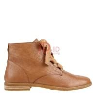 Hush Puppies Chardon Bow Boot In Tan Tan 37 (501453101) 28d4ec8c43