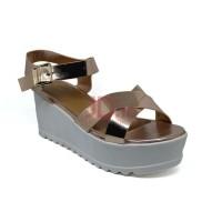 MARIE CLAIRE Sepatu Wanita SHINNY GOLD - 7608191 Size 39 (501493549) 2cf7e04cde