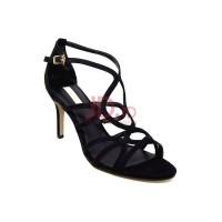 MARIE CLAIRE Sepatu Wanita MOHJI BLACK 7216398 39 (501501232) bdf0fff25b
