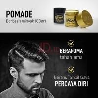 BRAVAS Pomade Brilliantine 80G Original BPOM Minyak Rambut Penata XX-CT Mas  (501702037) 2babbd4ac0