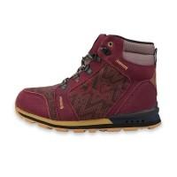 Daftar harga Eiger 1989 Ws Oleander Mid Cut Shoes Burgundy Bulan ... 2913d781ce