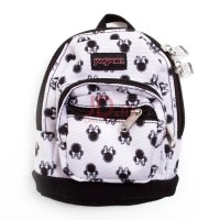 JANSPORT Right Pouch Disney Minnie White Bow Dot - White  One Size   (100119400 7e8d0c96dd