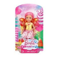 BARBIE Dreamtopia Small Fairy Doll Gumdrop Theme DVM90 (100550952) f5b45c6dba